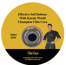 image effective self defense instruction videos dvd clint cora