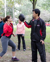 image effective self defense instruction seminar