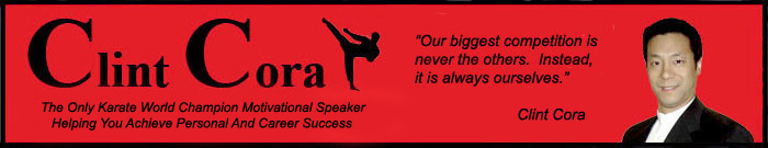 image clint cora inspirational motivational speaker teacher video